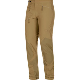 Mammut Courmayeur - Pantalones de Trekking Hombre - Oliva